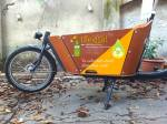 Cargo Bicicleta Uleiosul