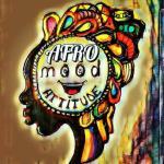 afro mood attitude logo